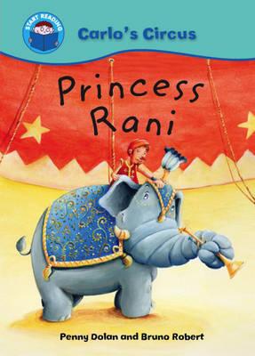 Princess Rani by Penny Dolan