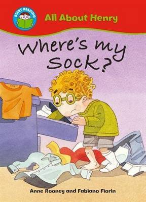 Where's My Sock? by Anne Rooney