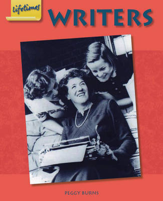 Writers by Peggy Burns