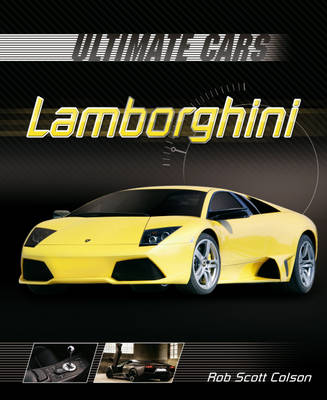 Lamborghini by Rob Scott Colson, Paul Harrison