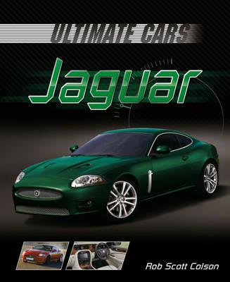 Jaguar by Rob Scott Colson, Paul Harrison