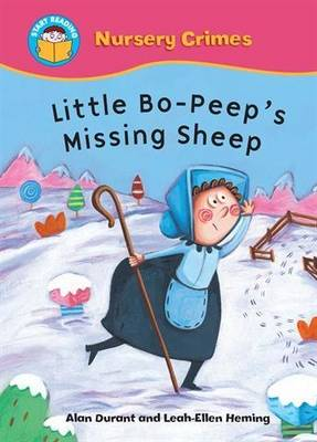 Little Bo Peep's Missing Sheep by Alan Durant