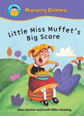 Little Miss Muffet's Big Scare by Alan Durant