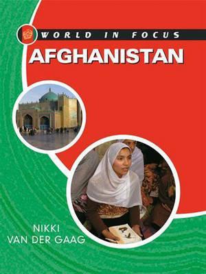Afghanistan by Nikki Van Der Gaag