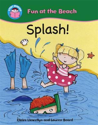 Splash! by Claire Llewellyn
