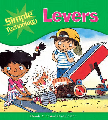 Levers by Mandy Suhr