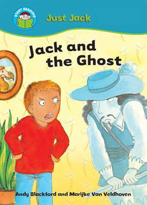 Jack and the Ghost by Andy Blackford