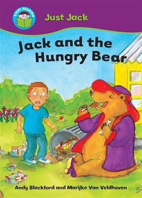 Jack and the Hungry Bear by Andy Blackford