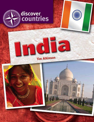 India by Paul Harrison, Tim Atkinson