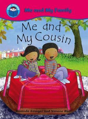Me and My Cousin by Amanda Rainger