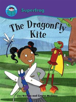 The Dragonfly Kite by Liss Norton