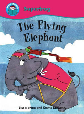 The Flying Elephant by Liss Norton