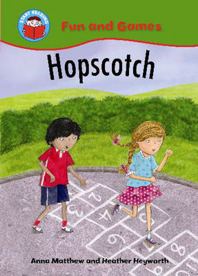 Hopscotch by Anna Matthew