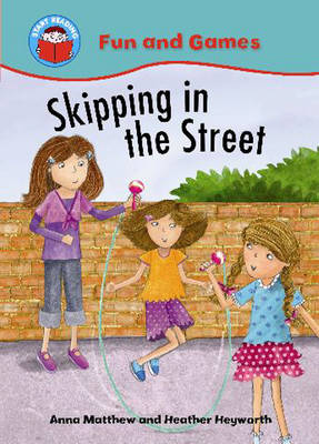 Skipping in the Street by Anna Matthew