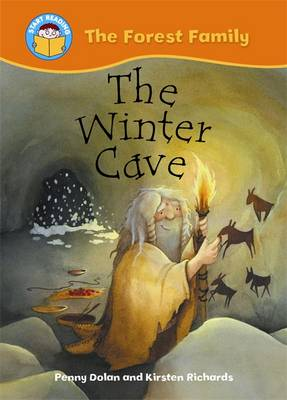 The Winter Cave by Penny Dolan