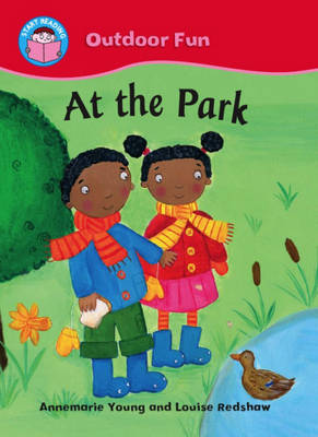 At the Park by Annemarie Young