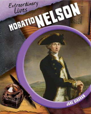 Horatio Nelson by Jane Bingham