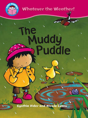 The Muddy Puddle by Ms Cynthia Rider