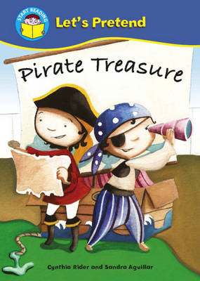 Pirate Treasure! by Ms Cynthia Rider