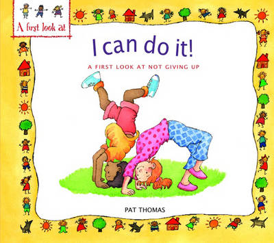 Not Giving Up I Can Do It by Lesley Harker