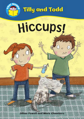 Hiccup! by Jillian Powell