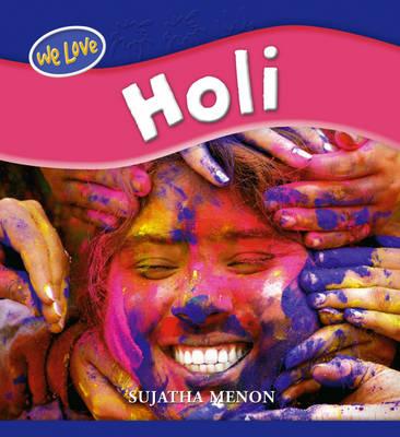 Holi by Sujatha Menon