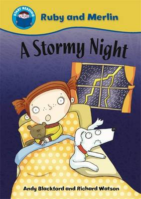 A Stormy Night by Andy Blackford