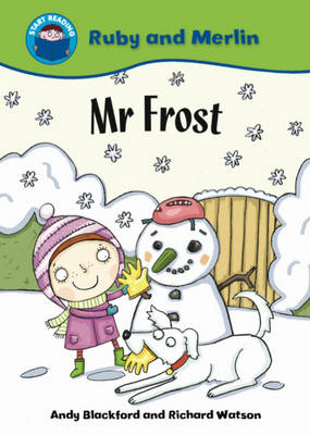 Mr. Frost by Andy Blackford