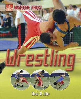 Wrestling by Chris St.John