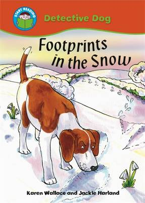 Footprints in the Snow by Karen Wallace