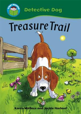 Treasure Trail by Karen Wallace