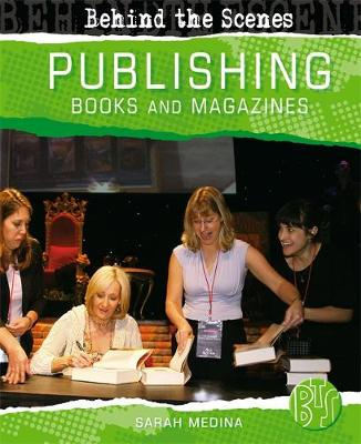 Book and Magazine Publishing by Sarah Medina