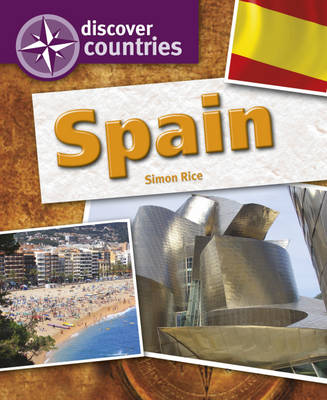 Spain by Paul Harrison, Simon Rice, Polly Campbell