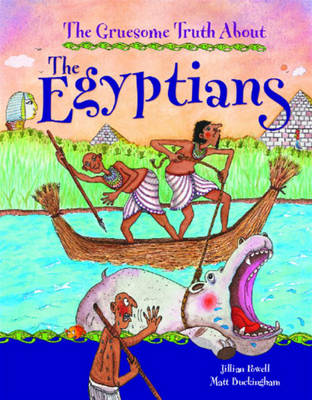 The Egyptians by Jillian Powell