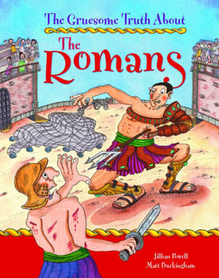 The Romans by Jillian Powell