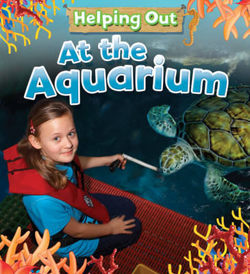 At the Aquarium by Judith Anderson