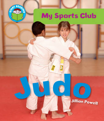 Judo by Jillian Powell