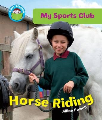Horse Riding by Jillian Powell