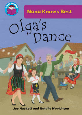 Olga's Dance by Joe Hackett