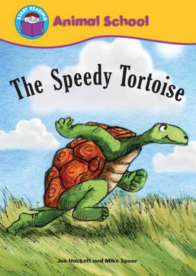 The Speedy Tortoise by Joe Hackett