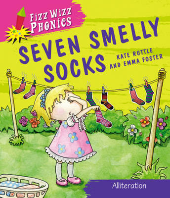 Seven Smelly Socks by Kate Ruttle