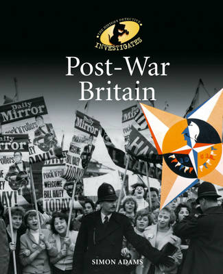 Postwar Britain by Simon Adams
