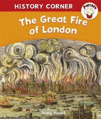The Great Fire of London by Jenny Powell