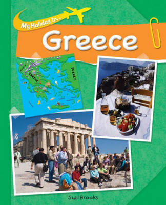Greece by Susie Brooks