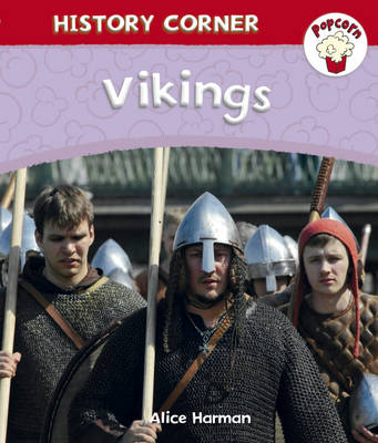 Vikings by Alice Harman, Emma Thomson