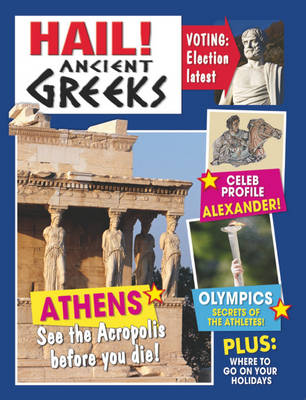 Ancient Greeks by Jen Green