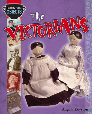 The Victorians by Angela Royston