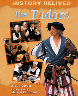 The Tudors by Cath Senker, Alison Cooper