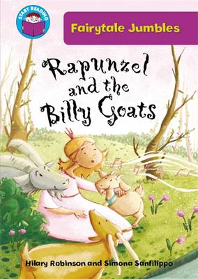 Rapunzel & the Billy Goats by Hilary Robinson