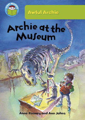 Archie at the Museum by Anne Rooney